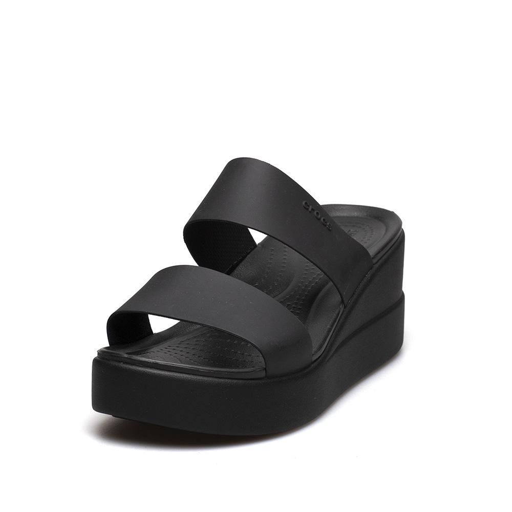 CROCS SANDALS BLACK