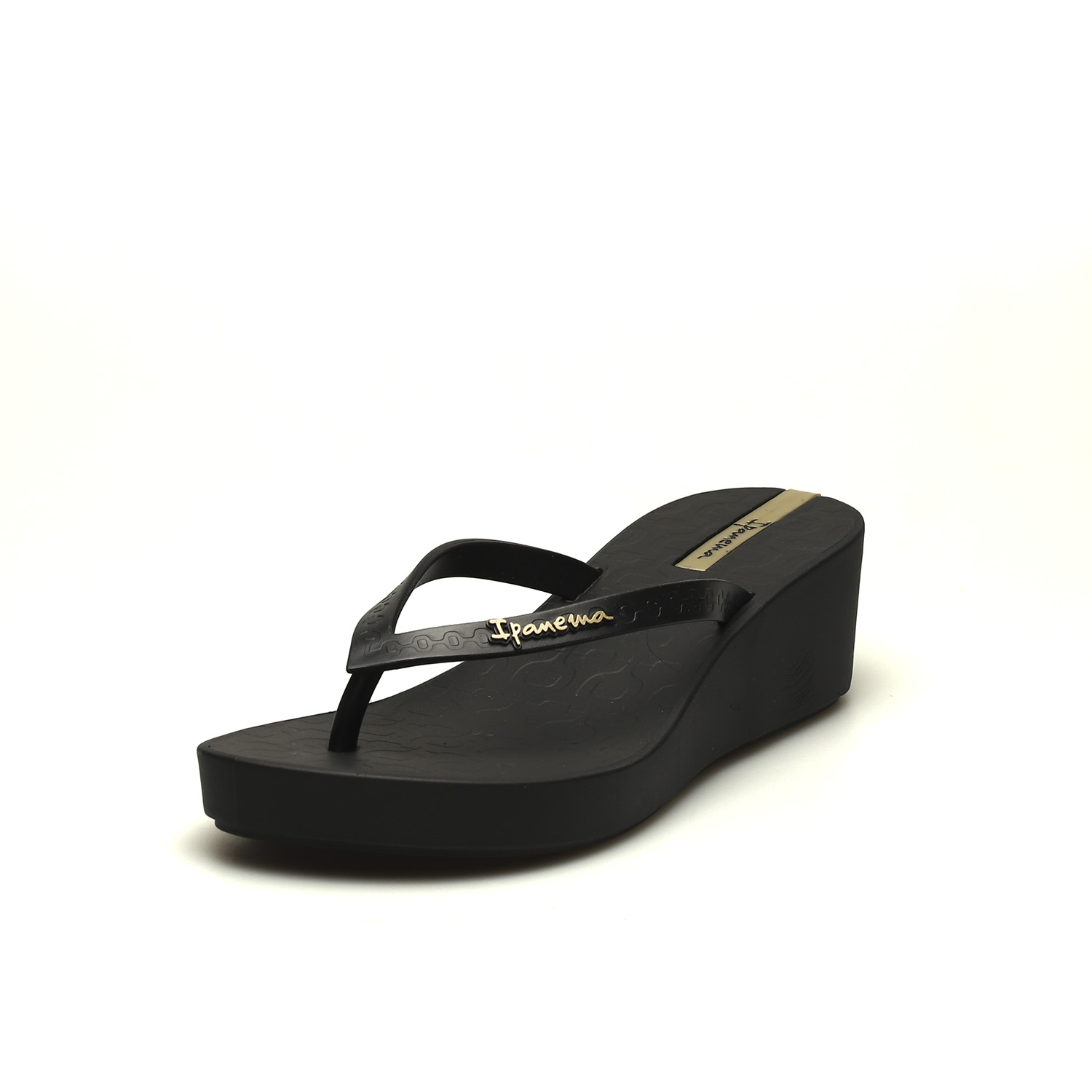 IPANEMA HIGH HEEL BLACK